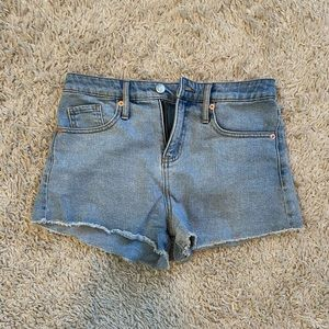Wild Fable Jean Shorts Sz 4